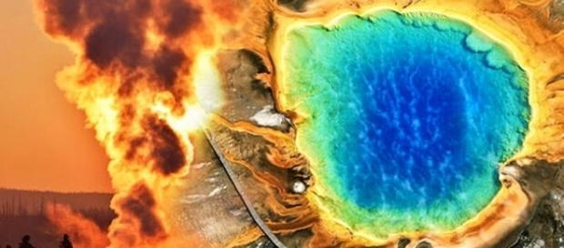 Super vulcanul Yellowstone ameninta SUA
