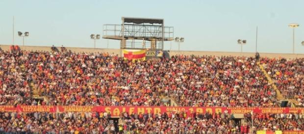 Tanti abbonamenti a Lecce. Foto Salento Giallorosso.