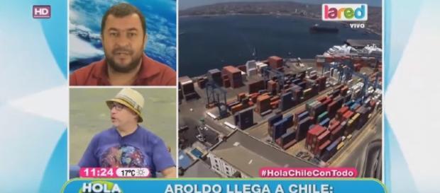 Temblor en Valparaíso llegaría a ser percibido en Santiago