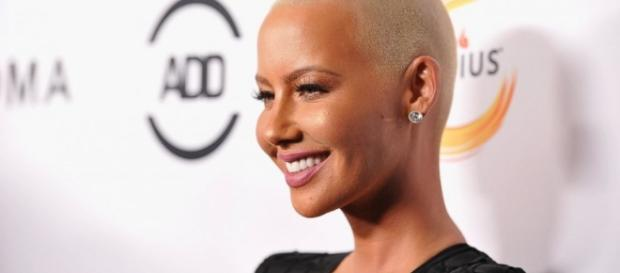 Why Amber Rose Defended Kim Kardashian's Nude Selfie - ABC News - go.com