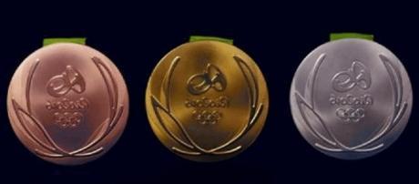 Les médailles olympiques, vendues au poids, valent très peu
