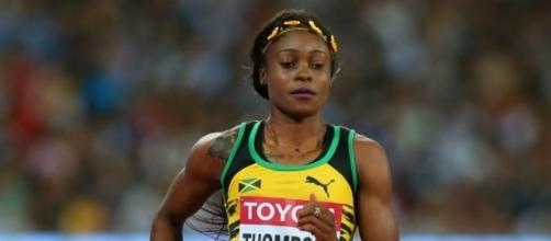 Elaine Thompson Blasts To Wind-Aided 10.71secs In Kingston ... - sportingalert.com