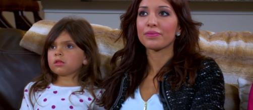 Farrah Abraham's Response After Her 7-Year-Old Daughter Was CAUGHT ... - thenewsblogger.com
