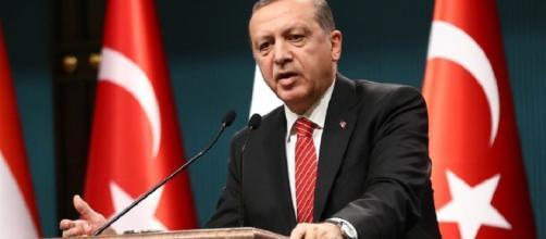 Il presidente turco, Recep Tayyp Erdogan