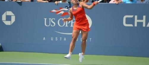 Kerber wins U.S. Open, Commons Wikimedia