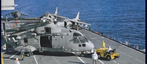 La Portaerei Garibaldi - aviazione-italiana.it