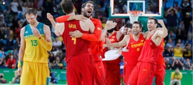España se impuso ante Australia por 89 a 88