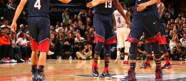 Estados Unidos x Sérvia: assista ao jogo de basquete ao vivo na TV e na internet