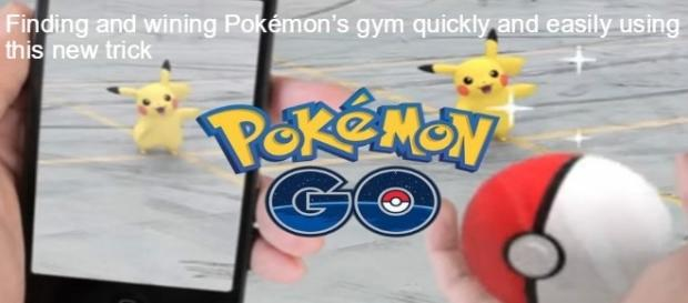 Pokémon Go: finding and wining Pokémon's gym, Wikipedia Photos