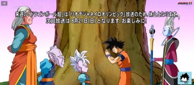 primera impresión del episodio 55 de dragon ball super