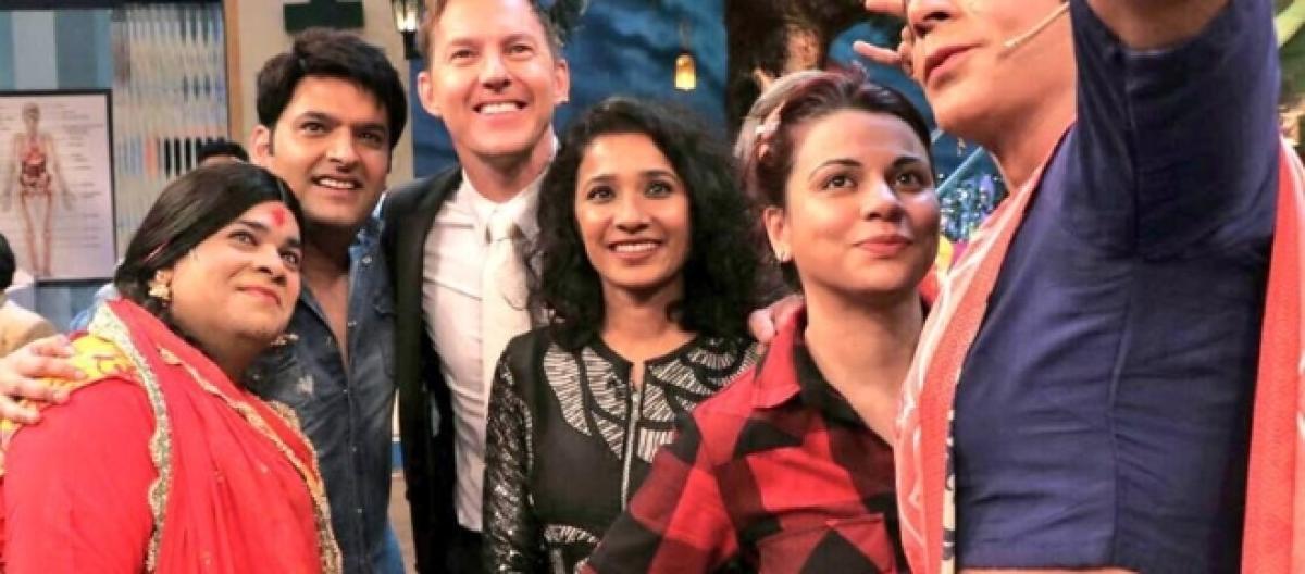 The Kapil Sharma Show': August 21 episode, Brett Lee speaks in Hindi