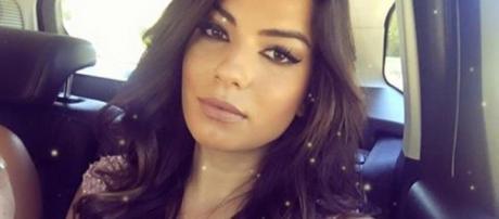 A jovem Sofia Sousa abriu uma loja de roupa online