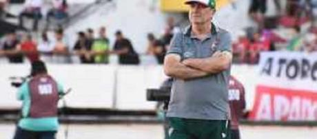 Há quatro jogos invicto, Flu, de Levir Culpi, sonha com vaga na Libertadores de 2017 (Foto: Mailson Santana/Divulgação FFC)