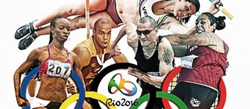 Atletismo Juegos Olimpicos Rio 2016. Olimpiadas Atletismo. - juegosolimpicosrio.com