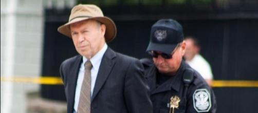 Former NASA scientist gets arrested at climate protest. PDTillman, Wikimedia Commons