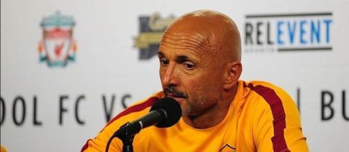 """Roma, Spalletti ne convoca 23 per il Porto: """"Siamo forti""""."""