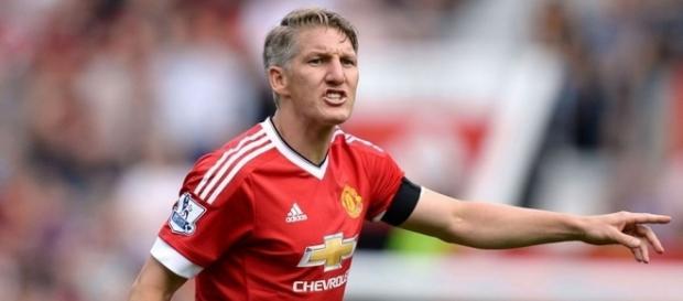 Bastian Schweinsteiger lascerà il Man. Utd