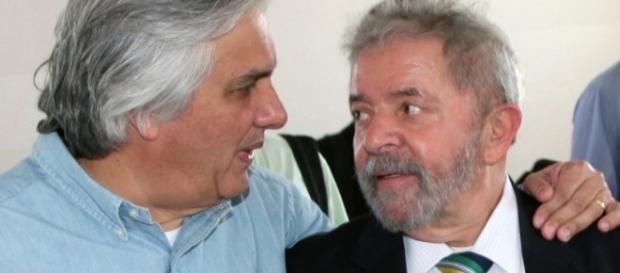 Encontros de Lula e Delcídio são alvos dos investigadores