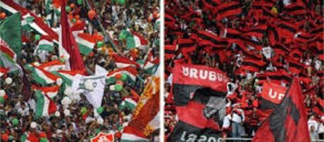 Tricolores e rubro-negros podem reencontrar o Maracanã no próximo dia 12 de outubro (Foto: Net Flu)
