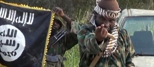 Abubakar Shekau in uno dei suoi video caricati sul web