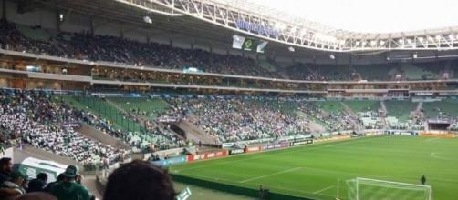 Allianz Parque, estádio do Palmeiras.p