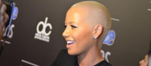 Amber Rose will appear as a contestant on 'Dancing with the Stars' season 23, according to reports. Mingle Media TV/Flickr