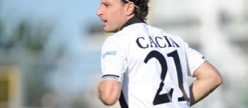 """ASCOLI Parla l'ex Lecce Cacia: """"Il Salento? Non mi ha lasciato ... - colpoditaccoweb.it"""