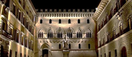 Banca Monte dei Paschi di Siena.