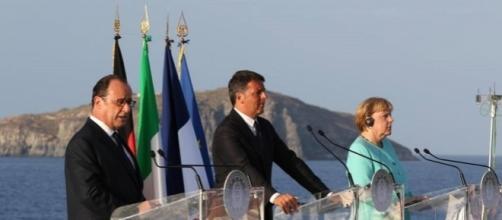 Il vertice 'trilaterale' a Ventotene è anche un momento di 'mutua assistenza politica'