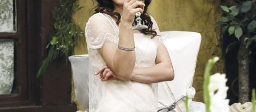 Ines si sposa a Il Segreto soap