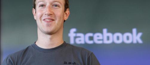 Mark Zukerberg, creatore di Facebook,lunedì 29 agosto sarà a Roma