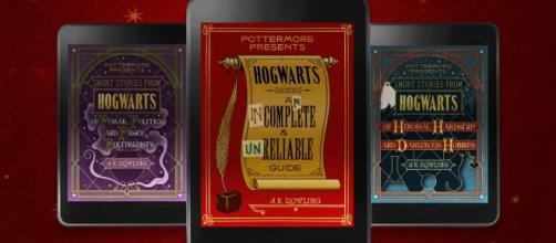 """""""Pottermore Presents"""", i tre ebook che arricchiranno l'universo di Harry Potter"""