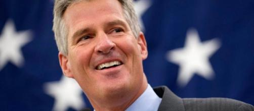 Scott Brown another man Andrea Tantaros rattles with detailed claims! Photo: Blasting News Library - bostonglobe.com