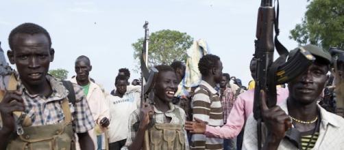 Sudán del Sur: los niños soldados
