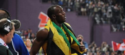 Usain Bolt at the 2012 London Olympics. Photo c/o Wikimedia Commons.