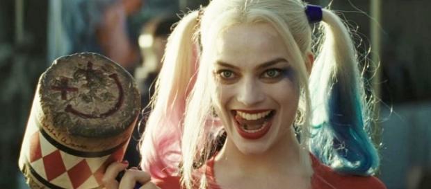 Harley Quinn così come appare nel film Suicide Squad