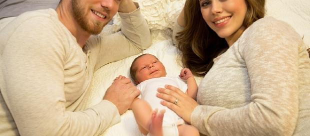 Jessa Duggar Seewald Baby Name Is Spurgeon Elliot Seewald : People.com - people.com