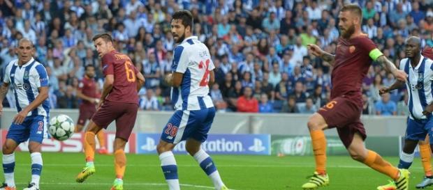 Roma x Porto: assista ao jogo ao vivo.