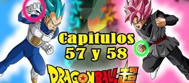 Sinopsis y títulos de los capítulos Dragon ball super
