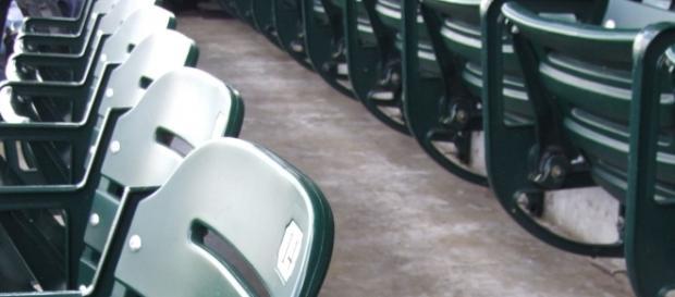Stadium Seating / Photo via Adamophoto, Free Range Stock
