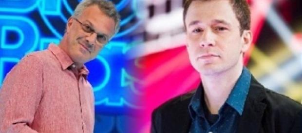 Tiago Leifert é o novo apresentador do Big Brother Brasil