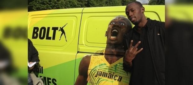 Usain Bolt pode pertencer ao grupo dos Illuminati