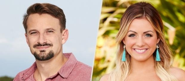 WATCH: Bachelor in Paradise's Carly Waddell and Evan Bass Kiss ... - linkwaylive.com