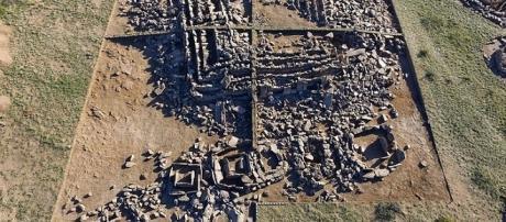 Pirâmide descoberta no Cazaquistão