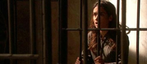 Anticipazioni 'Il Segreto' 28 agosto - 3 settembre 2016: Ines in prigione