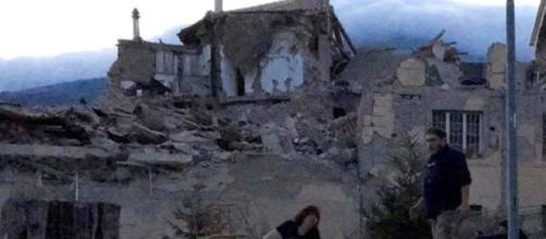 Forte scossa di terremoto nel centro Italia