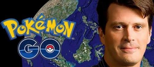 John Hanke, idealizador de Pokémon Go, o novo fenômeno mundial.
