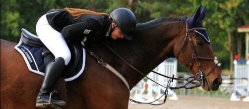 L'équitation : un sport au même titre que les autres? Photo : Arbonne Equitation