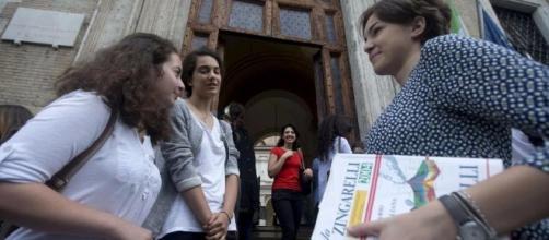La voce degli studenti della scuola italiana