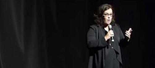 Rosie O'Donnell weight loss found. Source: YouTube still